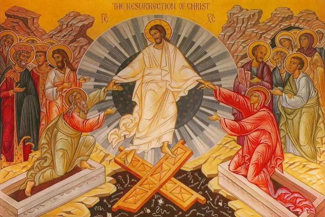 Znalezione obrazy dla zapytania zmartwychwstanie pańskie obrazy